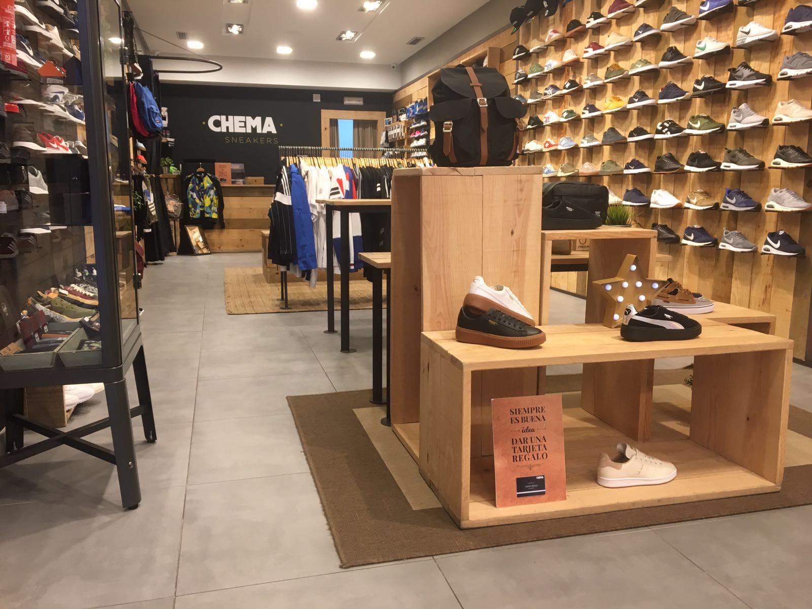 Chema Sneakers Tu tienda de Sneakers en Pontevedra
